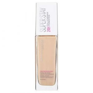 Maybelline Foundation SuperStay 24H Full Coverage - 30: Sand - 30 ml