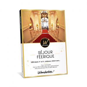 Wonderbox Coffret Cadeau Prestige - Séjour Féérique