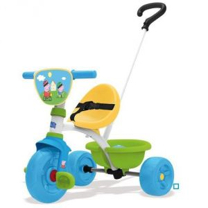 Smoby Tricycle Be Move Peppa Pig