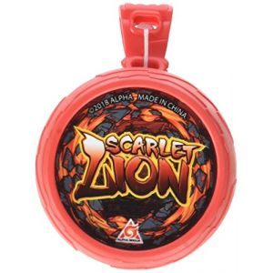 Auldey Blazing Team - Yo-yo Combat Rotatif Gomme Niveau 1 - Irate Simian