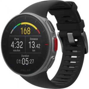 Polar Montre sport GPS Vantage V black