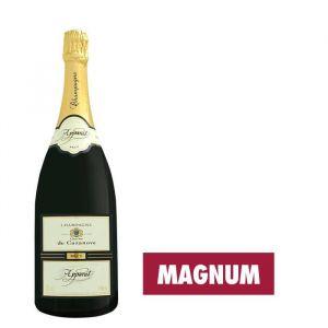 GH MARTEL Cazanove Apparat Champagne Brut - Blanc - 1,5 l - GH MARTEL De azanove Apparat Champagne Brut - Blanc - 1,5 l