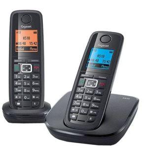 Gigaset A510 Duo - Téléphone sans fil 2 combiné