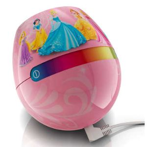 Philips LivingColors Disney Princess - Lampe à couleurs changeantes