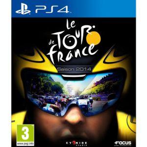 Tour de France 2014 sur PS4