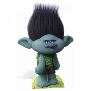 Figurine en carton Trolls Branch