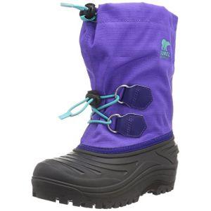 Image de Sorel Youth Super Trooper, Bottes de Neige Fille, Violet (Purple Arrow, Reef 551), 38 EU