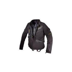 Spidi Venture Neck DPS (noir) - Blouson de moto textile pour homme