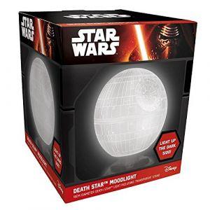 Paladone Lampe d'ambiance USB Star Wars Etoile de la Mort