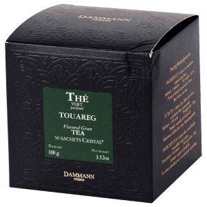 Dammann Frères Sachet de thé à la menthe - Boite de 50