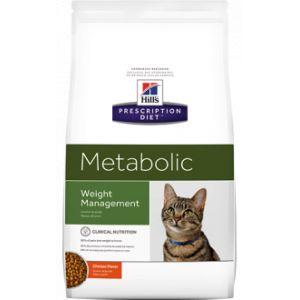 Hill's Feline Metabolic - Sac 4 kg