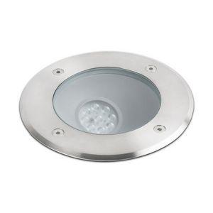 Faro 70591 - Encastré extérieur salt-asymétrique inox COB LED 9W IP67