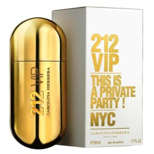 Image de Carolina Herrera 212 VIP - Eau de parfum pour femme - 50 ml