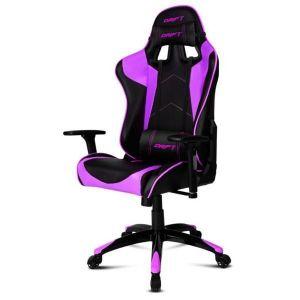 Drift Innovation Gaming Chaise DR300 Noir/Violet