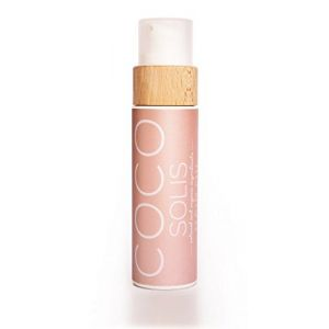 Cocosolis Hair Oil Argan Camellia