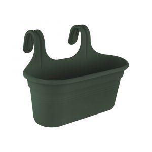 Elho Jardinière facile à accrocher Green Basics Large