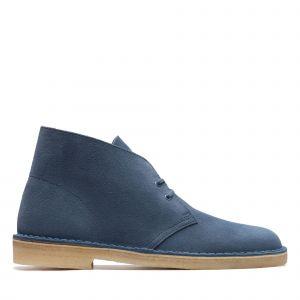 Clarks Boots Desert Boot bleu - Taille 40,42,43,44,46,42 1/2,47,41 1/2,44 1/2