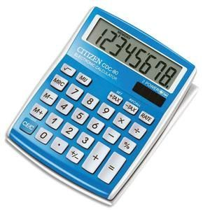 Citizen Systems CDC-80 - Calculatrice pupitre Premium