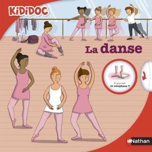 Nathan Livre Kididoc La Danse