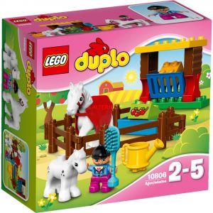 Duplo 10806 - Les chevaux