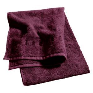 Esprit Lot 4 gants de toilette 16x21 cm uni aubergine