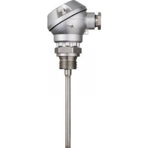 Jumo Capteur de température 902030/10-402-1003-1-6-250-104/000 Type de sonde Pt100 Gamme de mesure 50 à 400 °C 1 pc(s