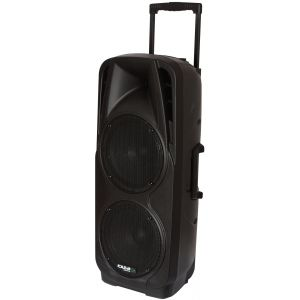 Ibiza Sound Ibiza PORT225VHF-BT Enceinte Portable 600 W