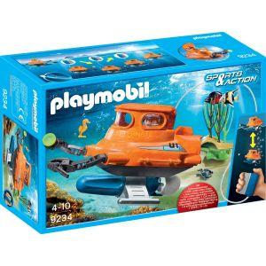 Image de Playmobil 9234 Sports & Action - Cloche de plongée