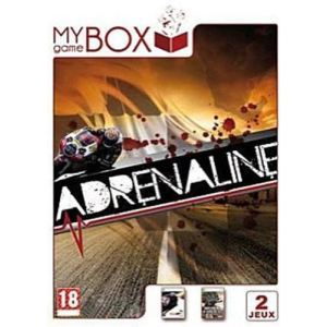 My Game Box Adrénaline : Moto GP 2008 + Soldier of Fortune : Payback [XBOX360]