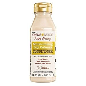 Creme of Nature Pure Honey - Moisturizing Dry Defense Conditioner