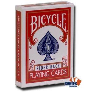 Bicycle 52 cartes de bridge Rider Back