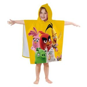 Cti Cape de bain à capuche Angry Birds Together