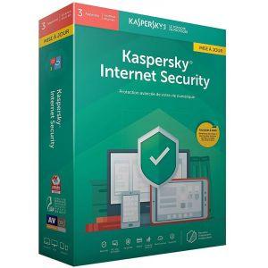 Internet Security 2019 Mise à jour (3 PC / 1 an) [Windows]