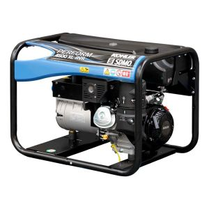 SDMO Groupe électrogène Perform 4500 XL AVR essence 4200 W monophasé 230 v avec Kit entretien RKS2 jusqu'au 31/01/2017