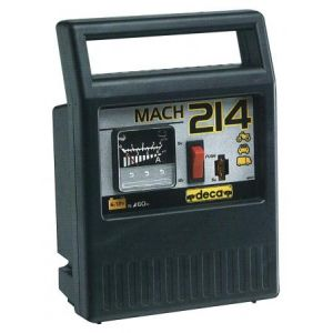 DECA Chargeur Batterie 6V /12V Secur