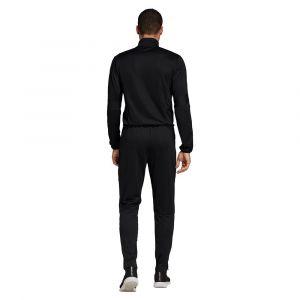 Adidas TIRO19 Overall Survêtement Homme, Noir/Granite/Blanc, FR