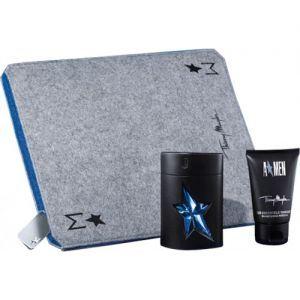Thierry Mugler A*Men - Coffret eau de toilette, shampooing et pochette Ipad
