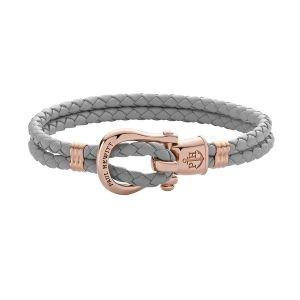 Paul Hewitt Bracelet Femme Phinity Shackle Gris