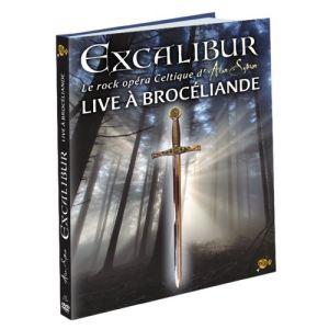 Excalibur - Live à Brocéliande