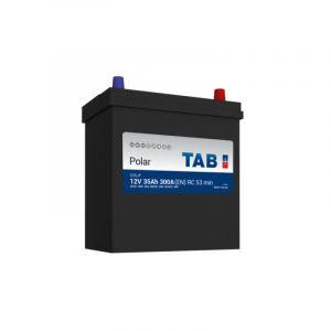 Tab Batterie de démarrage Polar S BJ35DT S35JP 12V 35Ah 300A