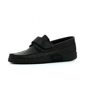 Tbs Galais, Chaussures Bateau Hommes, Noir (Noir 004), 40 EU