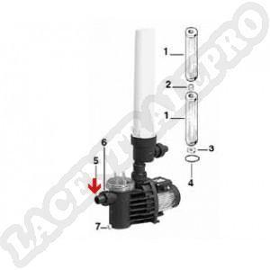 Procopi 520382 - Embout cannelé de raccord de pompe Magic (Ø38 mm)