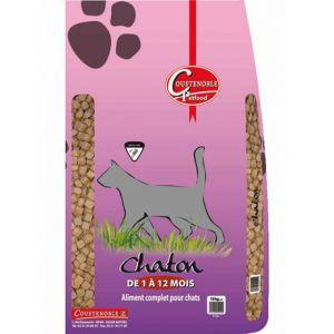 Coustenoble Croquettes chaton Sachet 10 kg (3,89/kg)