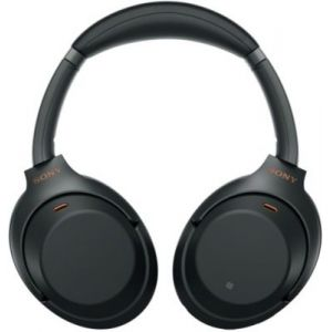 Sony WH-1000XM3 Noir - Casque Hi-res Bluetooth à réduction de bruit
