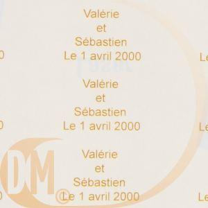 Avery-Zweckform L7551-25 - 1625 étiquettes d'adresses (2,12 x 3,81 cm)