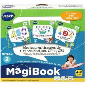 Vtech Mes apprentissages de Grande Section - Jeu éducatif MagiBook