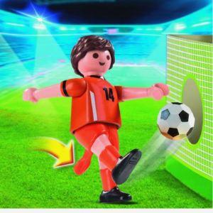 Playmobil 4735 - Joueur équipe Pays Bas