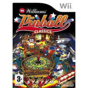 Williams Pinball Classics [Wii]