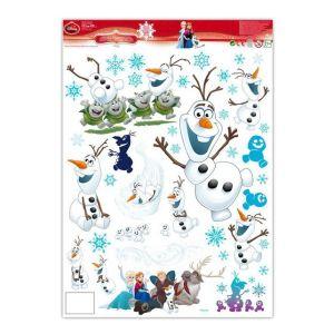 Stickers La Reine des Neiges Elsa et Anna