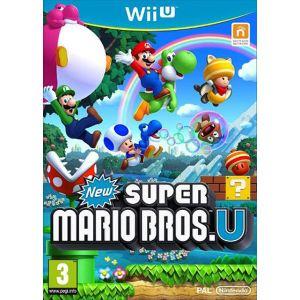 New Super Mario Bros. U [Wii U]